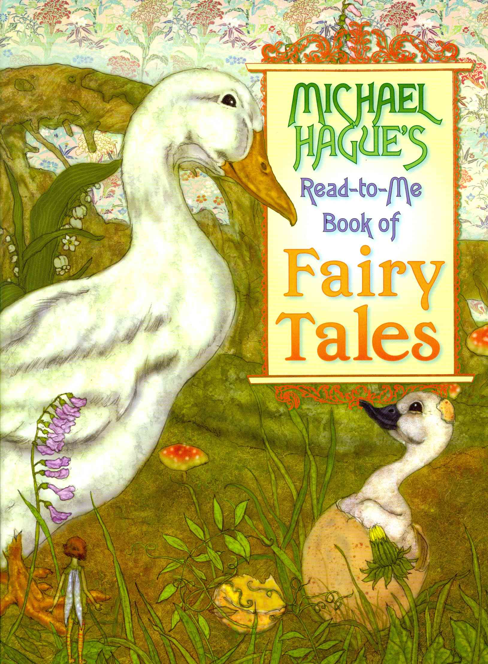Michael Hague's Read-to-Me Book of Fairy Tales By Hague, Michael/ Hague, Michael (ILT)